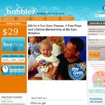 $29 for $50 Credit at Wrigglepot (Aust Free Shipping) for Baby Sleeping Bag/Swaddle (42%off)