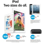 iPad Mini 16GB $308 at BIG W (save $50) or Maybe $293 at Officeworks with 5% Price Beat
