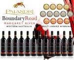 12x Palandri Boundary Road Shiraz 2003 - $59.95 (COTD) -SOLD OUT!