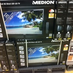 "Medion 80cm 31.5"" Full HD Direct LED LCD TV for $179 at Aldi Birkenhead Point NSW"