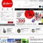 Kochi & Kolkata Return ex Melb $503/$529, Syd $507/$533, GC $512/$537 with AirAsia