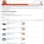 Intel NUC Cel $139, i3 $309, i5 $409, Samsung EVO mSATA $120GB $90 + Further $10 OFF Combos @ Shopping Express