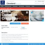 FREE Coffee or Tea @ Stockland Cleveland QLD for The First 100 Customers 13th August Only