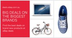 eBay Big Sunday Deal 21/9 - up to 70% off Camping & Outdoor Equipment