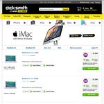 ONLINE EXCLUSIVE - 14% Off Apple Mac Computers - Today only at dicksmith.com.au