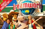 UNLIMITED Entry to Dreamworld, WhiteWater World & SkyPoint Observation Deck (Jun15) $69.99 via Scoopon