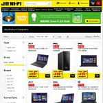 15% off Most Computers/Notebooks/Tablets at JB Hi-Fi (excludes Apple)