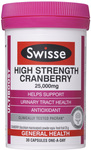 Swisse Histrength Cranberry 1/2 Price $11.97 @ Chemist Warehouse