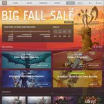 GOG's Big Fall Sale Now on with 350+ DRM-Free Deals till November 15th