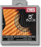 Spock Professional Clear Nylon Classical Guitar Strings 28-43 $6.55 Posted @ Sydney Electronics