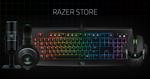 Razer Peripherals (Excludes Systems) 50% off @ Razer Store