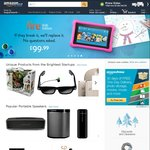 Amazon UK £10 off for Purchases over £50 - 22 January Only
