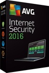 FREE AVG Internet Security 2016 Full Version 6 Month License (Save $40) @ Sharewareonsale