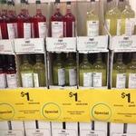 Cawsey's Cocktail Syrup Premium Mixer $1 (Was $9.99) @ Woolworths (Brisbane)