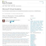 Free Xamarin eBook by Charles Petzold and Free Courses