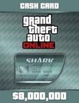 PC - GTA Online Shark Card 8+4=12 Million $42.54AUD @ CD Keys