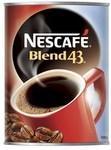 Nescafe Blend 43 Instant Coffee Granules 500g $15 @ Coles