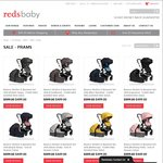 Redsbaby Bounce Stroller & Bassinet Set 2016 from $449 (RRP $599) + $19.95 Flat Metro Shipping