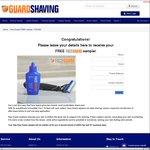 FREE FaceGuard Shaving Oil Sample (Delivered) @ Guard Shaving