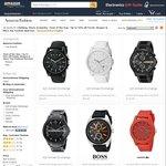 Amazon Up to 50% off Fashion Watches e.g. Hugo Boss London $80, Ferrari Aero Evo $83, Lacoste Men's 2010791 $87 - AUD Delivered