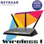 NetGear Nighthawk D7000 Dual Band Wi-Fi AC1900 VDSL/ADSL2+ USB3.0 Modem Router for $240 Delivered at eBay - Wireless1 or Futu