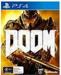 Doom PS4/XB1 $27 (Was $69) @ Target
