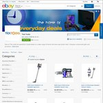 "Dyson Vacuum Accessories up to 56% off - eBay ""Tick Tocks"" Store (Australian Seller with ABN / Lots of Stock)"
