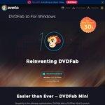 Dvdfab Black Friday Special: All-New Dvdfab 10 + 30% Storewide Discount (DVDFab All-in-one 139.9$, 60$ Saved)