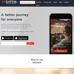 goCatch $5 Credit - New and Existing Customers