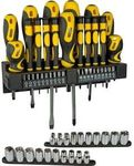 Stanley Tool Kit - 57 Piece Screwdriver Set $20.00 (C&C) @ Supercheap Auto eBay