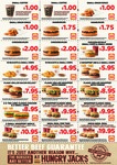 Hungry Jacks Vouchers - Valid Till March 13 2017