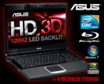 Asus 3D Gaming Laptop G51JX-3D-IX012X ($1999 + $20 Delivery)