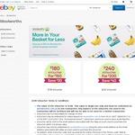 Woolworths Online eVouchers from eBay | $180 eVoucher for $150 | $240 eVoucher for $200