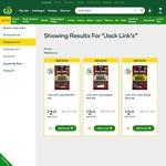 Jack Link's Jerky 50g $2.25 (Half Price) @ Woolworths