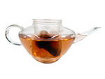 Hand Blown Glass Teapot - $16 + Postage (Was $27.99)