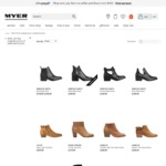 40% off Selected Women's Boots @ Myer Online