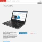 Lenovo ThinkPad E570p $1049 (i5-7300HQ, 8GB/128GB, GTX1050ti 2GB) ThinkPad E570 $929 (i7-7500U, 8GB/256GB, GTX950M)