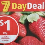 Australian Strawberries 250g $1.00 @ ALDI (QLD Only?)