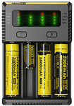 Nitecore I4 Quad Channel Battery Charger - US $14.99 (AU $18.65) Shipped @ LightInTheBox