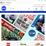 20% off Big W eBay Store  (Delivery Orders Only)