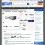 """Yamaha Network Stereo Receiver RN402S @ Radioparts $399 """"save $400"""""""