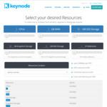 Keynode: 50% Credit Back 1st Month. Sydney VPS $12.45 Then $24.95 VPS 2GB RAM, 2CPU, 30GB SSD, 4TB Bandwidth, 50GB Snapshot