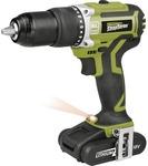 Rockwell 18V Brushless 13mm Impact Drill 2 Spd (Inc 2x 1.5a Batteries) $67.90 @ Supercheap Auto