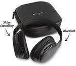 BAUHN Premium Range Noise Cancelling Headphones with Bluetooth for $79.99 @ ALDI