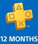 25% off 12 Months Playstation Plus ($59.95) @ PlayStation Store