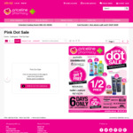Priceline Boxing Day Sale - Buy 1 Get 1 Free Selected Cosmetic Brands, 50% off Selected Skincare/Banana Boat + More