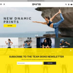20% off Sitewide (Sportwear and Compression Tights) @ Skins.net