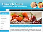 10% off at Naturally Sweet - Stevia and Xylitol Based Products