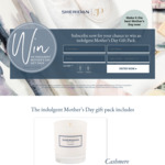 Win a Mother's Day Gift Pack Worth $534 from Sheridan