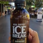 [NSW] Free Ice Break Bold Espresso @ Chatswood